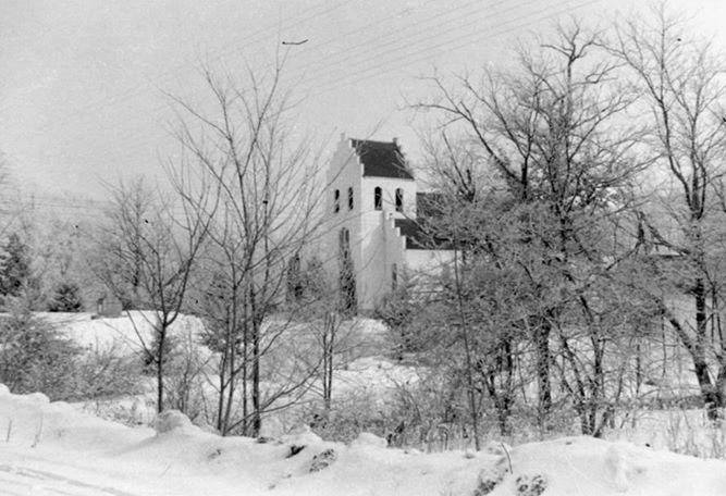 1956: Second Church