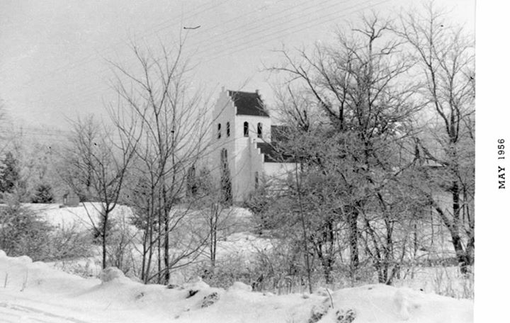 Second Church 1950's