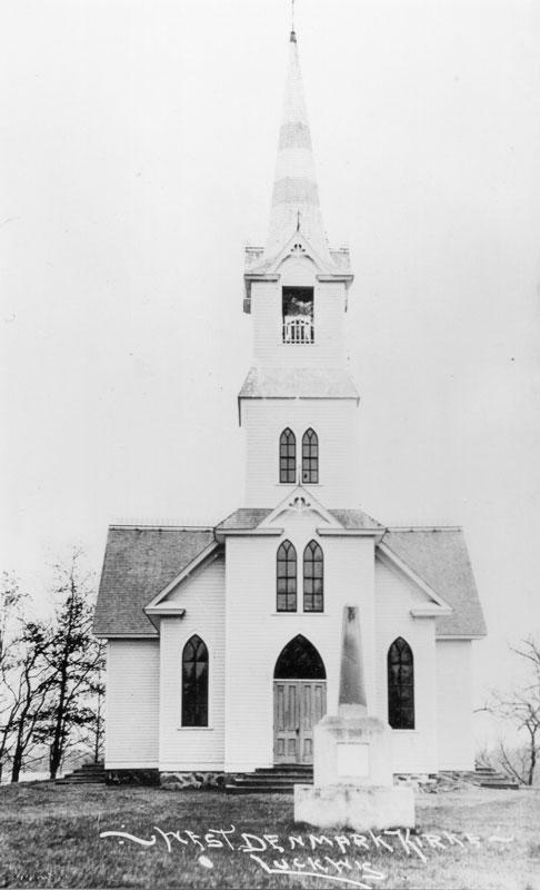 West-Denmark-Kirke-exterior